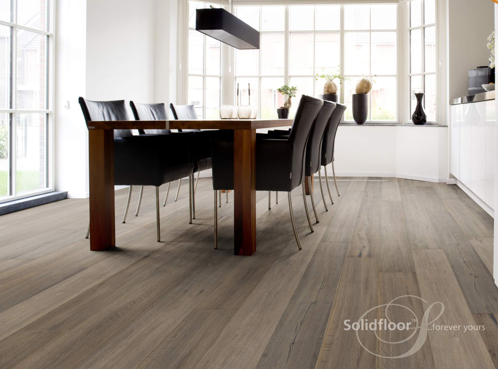 Moderne Houten Vloeren : Houten vloeren woonwinkel ramaker