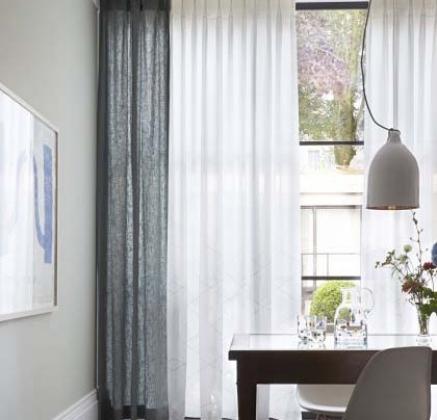 Beautiful Gordijnen Tuindeuren Contemporary - Ideeën Voor Thuis ...